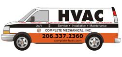 HVAC Website Design & Marketing Service in Seattle Washington