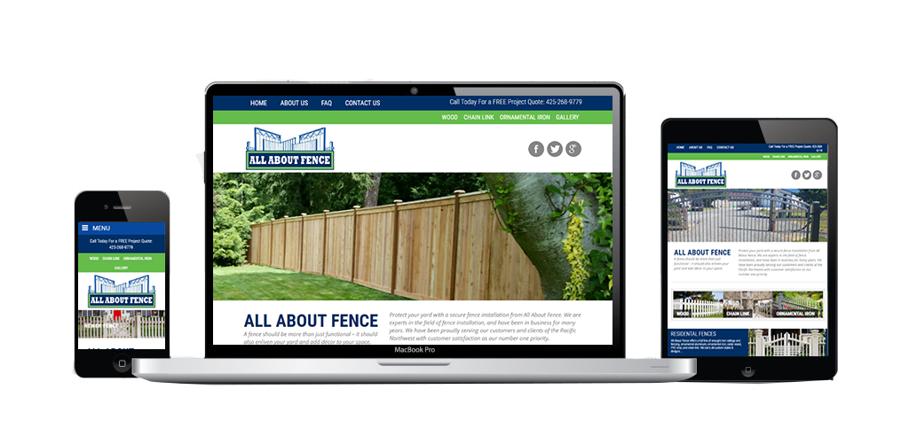 All About Fence