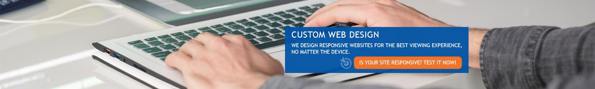 Custom-Web-Design-Banner