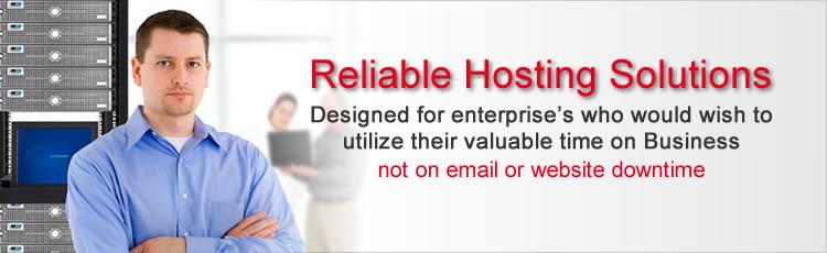 Web Hosting - Email Hosting