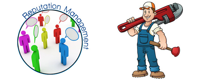 plumbing company reputation management services