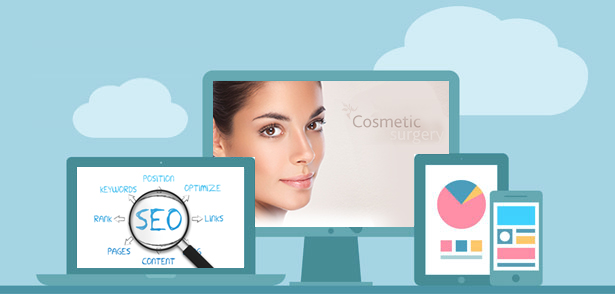 Cosmetic and Plastic Surgery Website Design